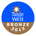 Taste of the West Bronze Award 2013 Cornish Herb Dressing