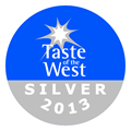 Taste of the West Silver Award 2013 Cornish Ale and Cherry Jam