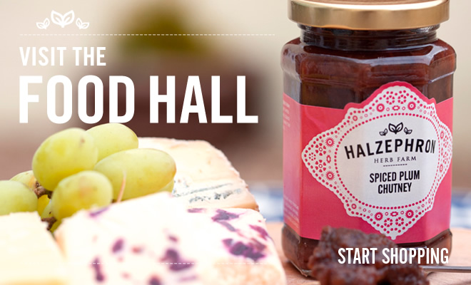 VISIT THE FOOD HALL - START SHOPPING