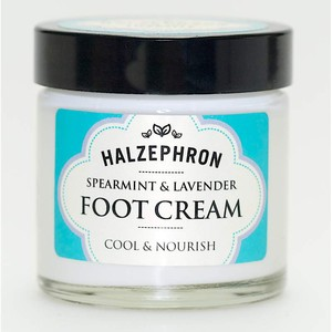Spearmint & Lavender Foot Cream