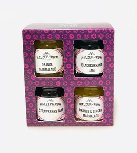 Jam and Marmalade Mini Jar Gift Set