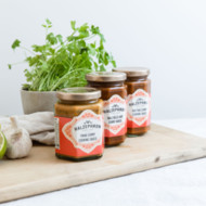Cornish Curry Sauces Gift Set
