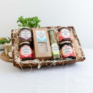 Halzephron Cornish Hamper